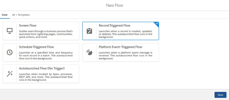 Salesforce Lightning Flow Verbesserungen