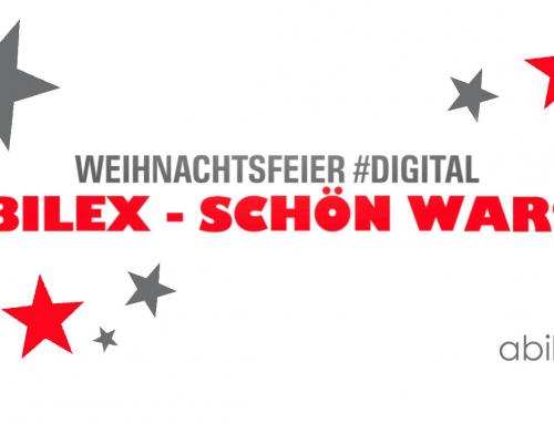 abilex Weihnachtsfeier #digital
