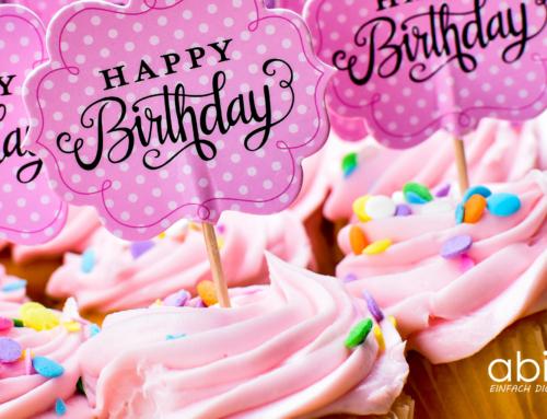 Happy Birthday to us 🍾🎂