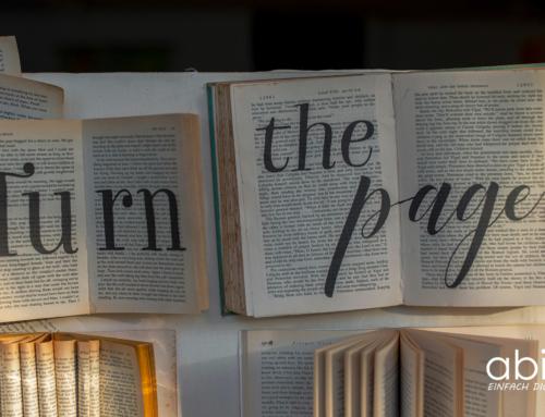 Storytelling – Es gibt immer eine Story